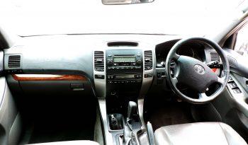 2003 Toyota VX 3.0DT Land Cruiser Prado full