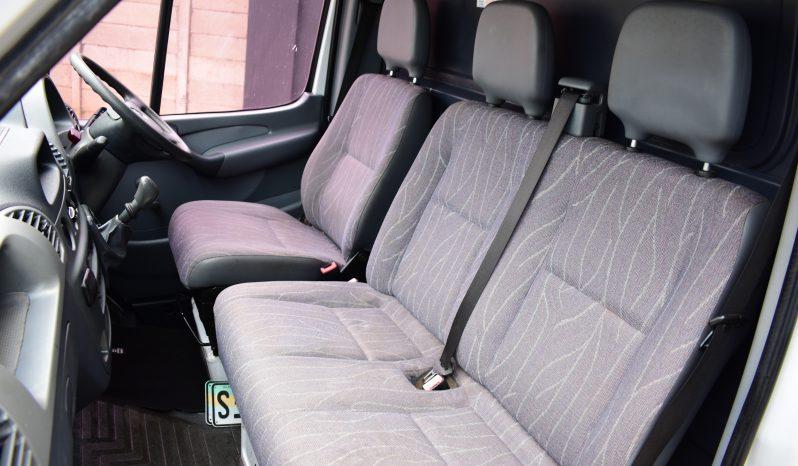 2002 Mercedes Benz Sprinter 413CDi P/V (SSN4756) full